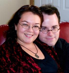 Catherine Ferland et Dave Corriveau, historiens à l'origine du projet